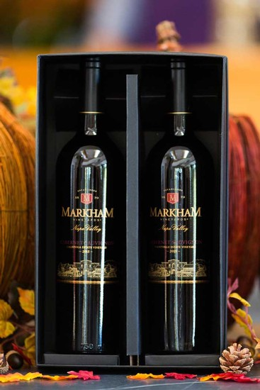 Dueling Cabernets: The Bold and the Beautiful